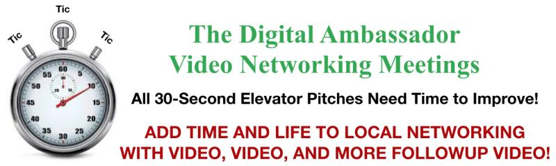 Love Networking but Hate Elevator Pitches?