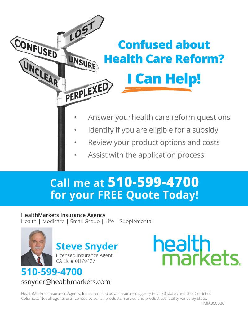 Tuesday Talk: Confused about Health Care Reform?