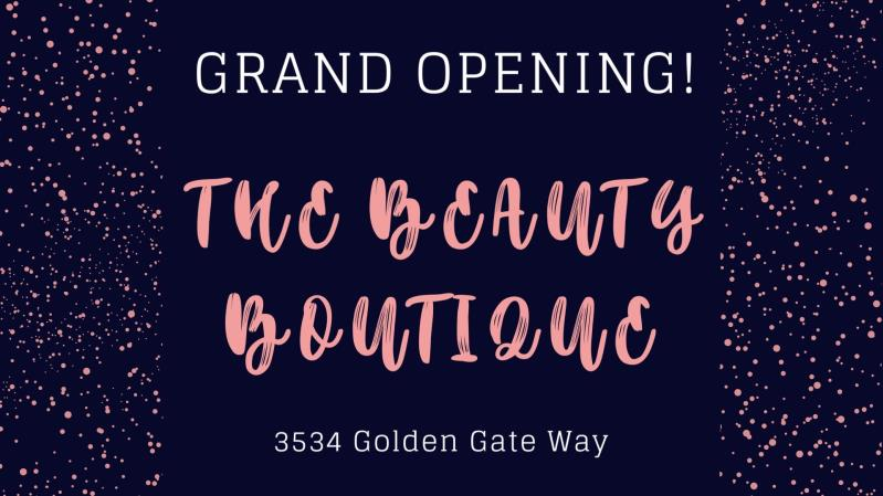 POSTPONED: Ribbon Cutting at The Beauty Boutique