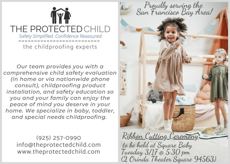 POSTPONED: Ribbon Cutting for The Protected Child