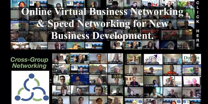 The New Reality of Online Virtual Business Networking