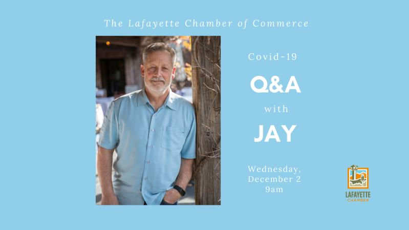 COVID Q&A with Jay